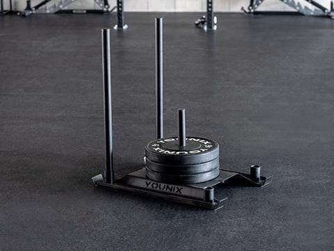 Sled Younix Track Gym Sled