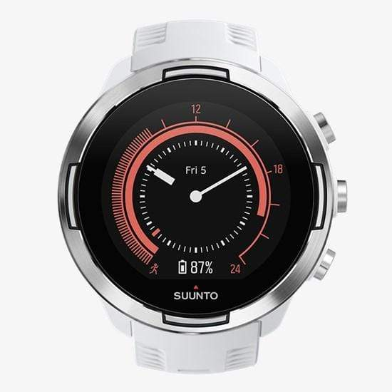 Watches White SUUNTO Baro 9