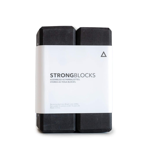 Yoga Block StrongBlocks V2 Yoga and Calisthenics Blocks