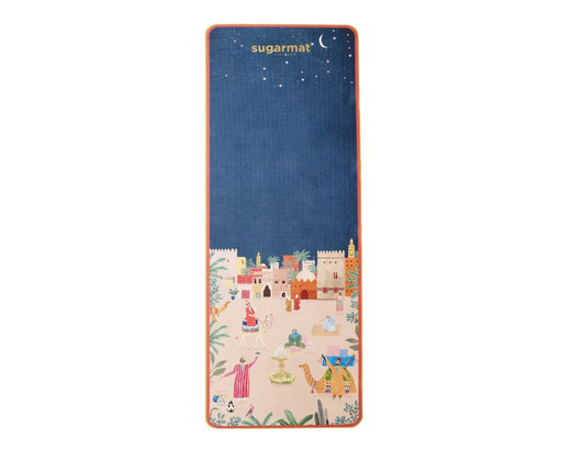 Yoga Mat Sugarmat Marrakesh - TPE Yoga Mat (5MM)