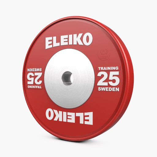 Disc Eleiko IWF Weightlifting Training Plates