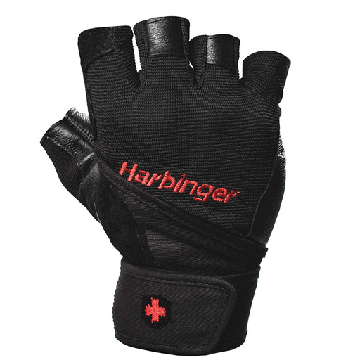 Gloves Harbinger Pro Wrist-Wrap Gloves