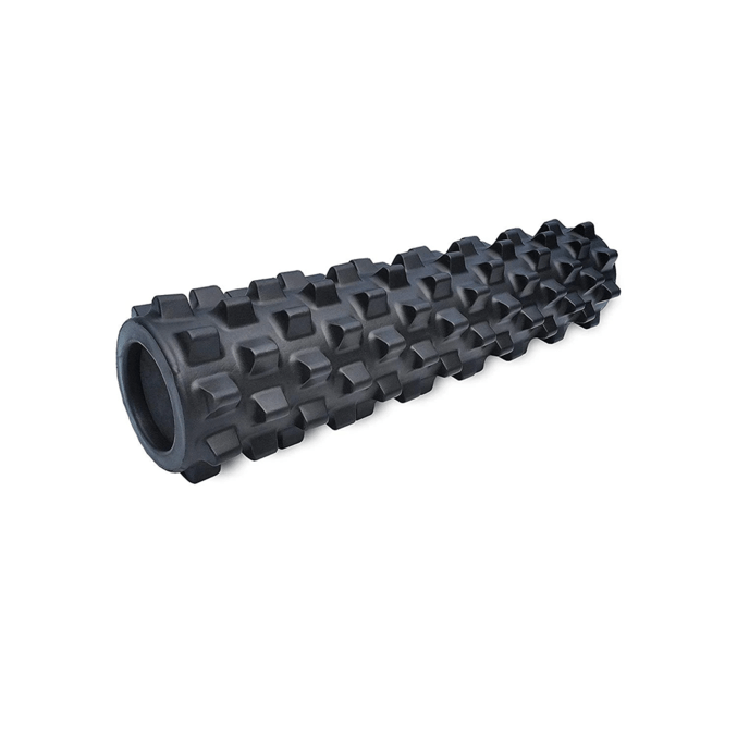 "Recovery RumbleRoller 22"" Mid Size Xtra Firm Textured Foam Roller"