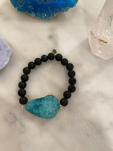 CONNECTED TURQUOISE ONYX