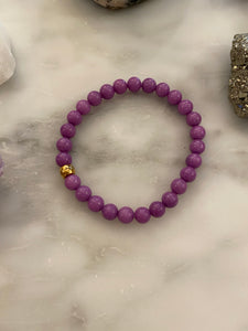 PURPLE MOUNTAIN JADE