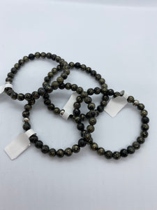 Pyrite Stacking Bracelet