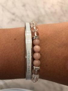 "The ""NEW BEGINNINGS"" Bracelet"