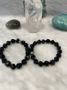 LARGE BLACK ONYX STAR