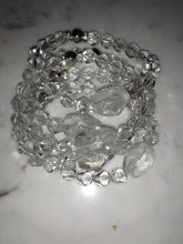 "Load image into Gallery viewer, The "" ULTIMATE CLEAR QUARTZ"" Bracelet"