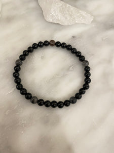 Men's Onyx with Labradorite