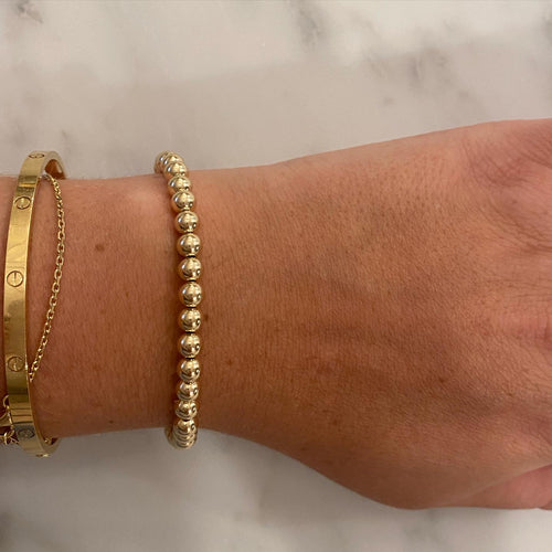 Gold Filled 5mm Bracelet