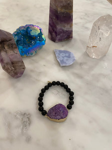 CONNECTED AMETHYST