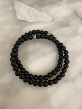 Load image into Gallery viewer, Men's Matte Black Onyx