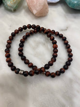 "Load image into Gallery viewer, TIGERS EYE ""CLASSIC"" Men's Logo Bracelet"