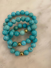 Load image into Gallery viewer, BIG BEAD TURQUOISE