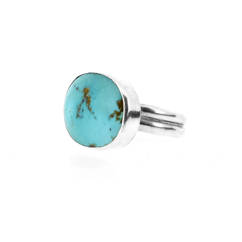 Persian Turquoise Sterling Ring