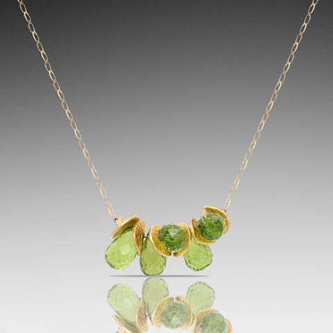 Signature Mini Peridot Necklace