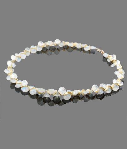 Moonstone Signature Necklace