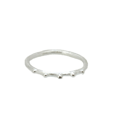 Sterling Stacking Ring