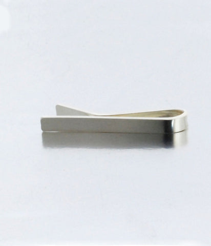 'Mad Men' Sleek Sterling Tie Clip III