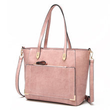 Load image into Gallery viewer, Leather Satchel Purses Women Shoulder Tote Handbag