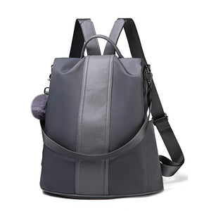 Anti-thief Waterproof Backpack Multipurpose Handbag