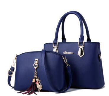 contain two luxury packages shoulder bag women's bags