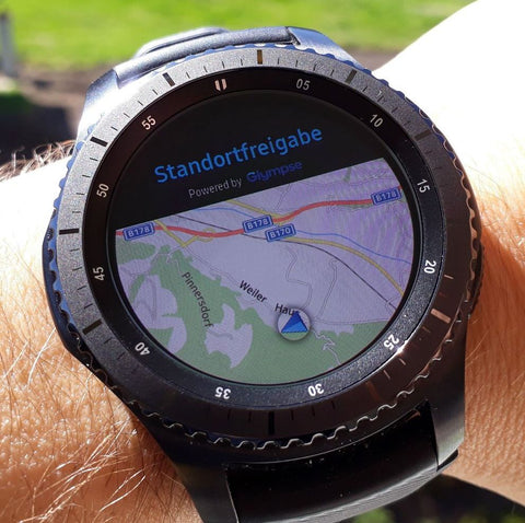 Model S3 Smart Watch Pro Version