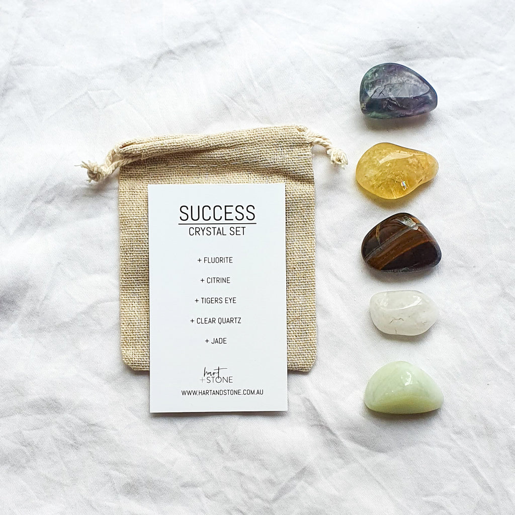 Crystal Set - Success Vibes