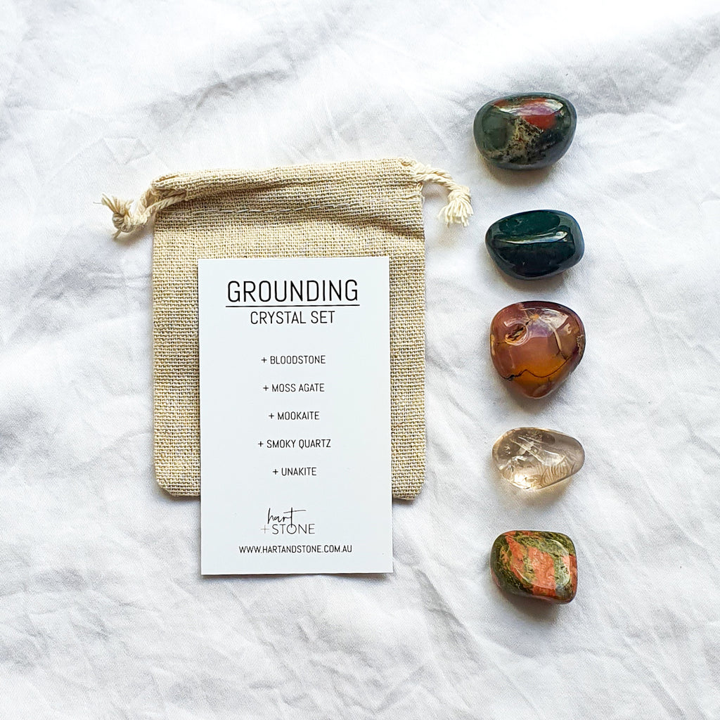 Crystal Set  - Grounding Vibes
