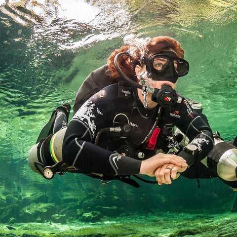 Sidemount Diver Specialty