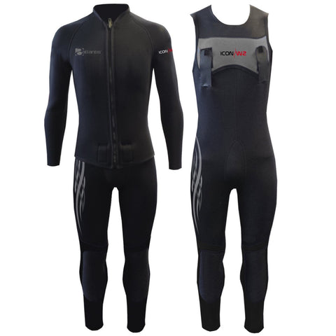 Icon W2 2-Piece 5mm Wetsuit