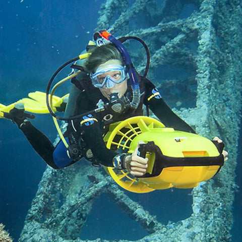 DPV (Diver Propulsion Vehicle) Diver Specialty