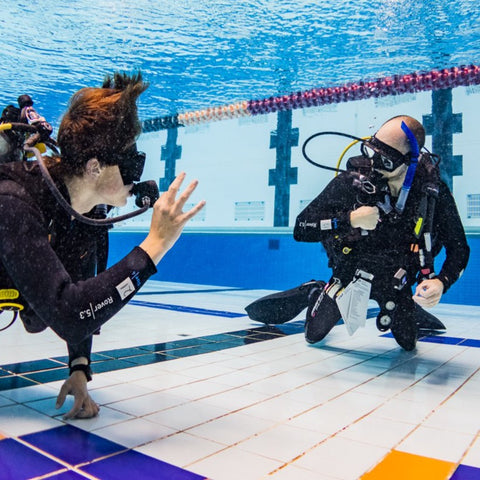 PADI Course Referral