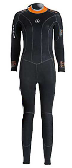 Dive Jumpsuit 5.5mm Ladies Wetsuit