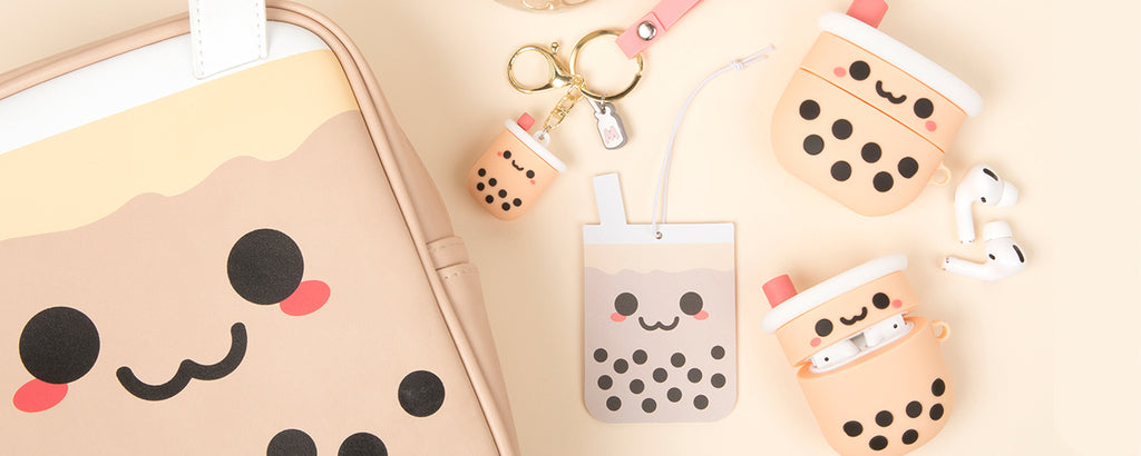 10 Cutest Gifts for yourself, your Boba Bae or your Bubble tea obsessed friend