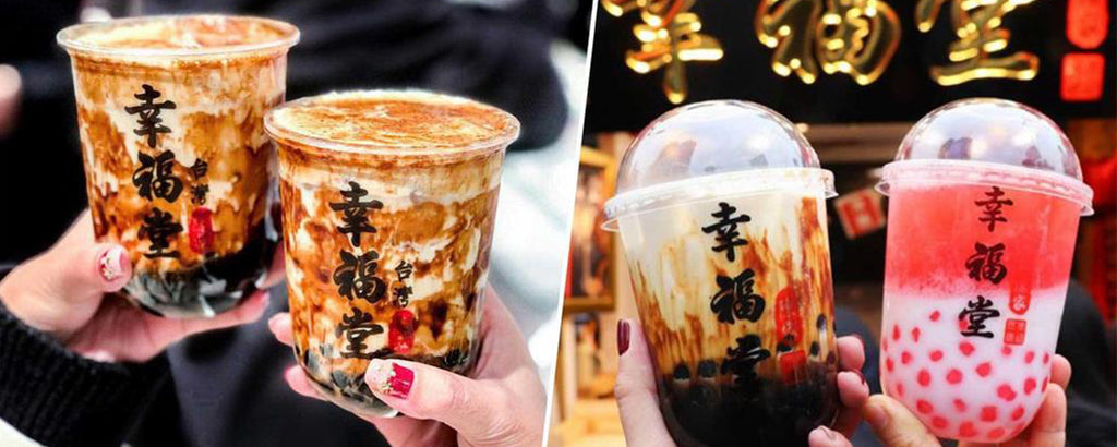 Boba Tea, Bubble Tea or Pearl Milk tea – which one is it?