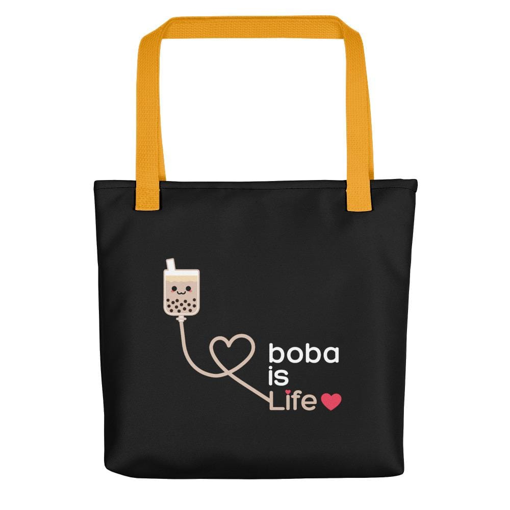 Boba is Life Tote bag