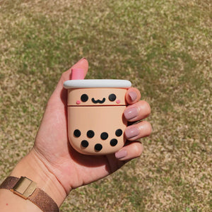 Boba Milk Tea AirPods Case Bubble tea Boba Tea