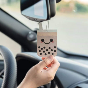 Boba Milk Tea Scented Air Freshener Bubble tea Boba Tea