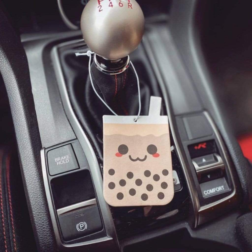 Boba Milk Tea Scented Air Freshener