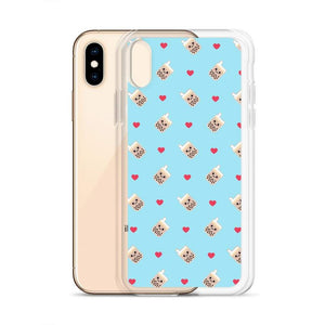 Cute Boba Milk Tea iPhone Case Bubble tea Boba Tea
