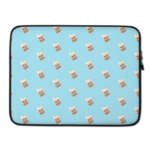 Cute Boba Tea Laptop Sleeve Bubble tea Boba Tea