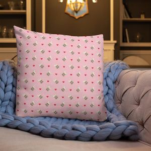 Cute Boba Tea Throw Pillow Bubble tea Boba Tea