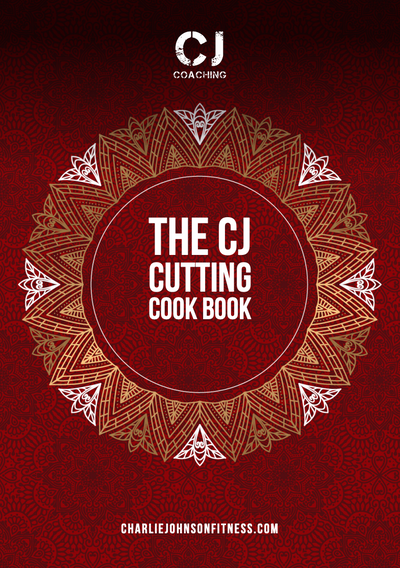 CUT WITH CJ CUT BOOK - CHRISTMAS EDITION