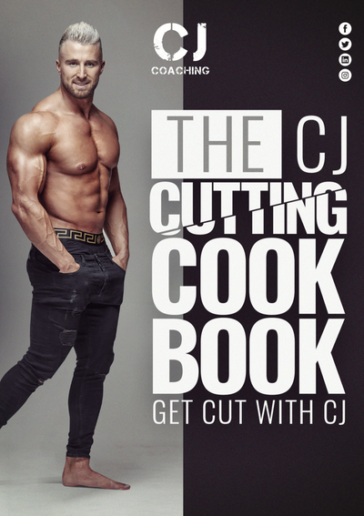 CUT WITH CJ COOK BOOK - VOLUME 4