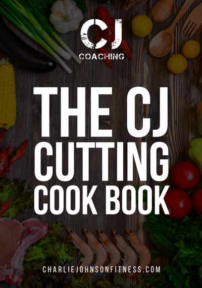 CUT WITH CJ COOK BOOK - VOLUME 5