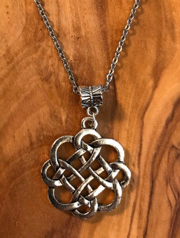 Celtic Infinity Knot Necklace