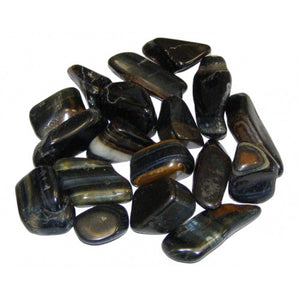 Tigers Eye - Blue