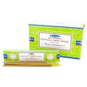 Tropical Lemongrass incense sticks